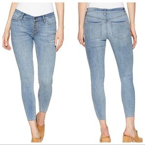 NWT Free People Reagan Light Wash Skinny  Jeans